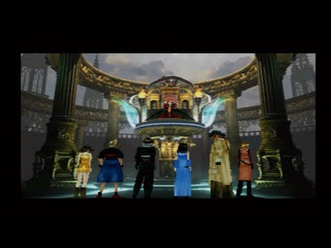 Final Fantasy VIII walkthrough - Part 64: Ultimecia Final Battle