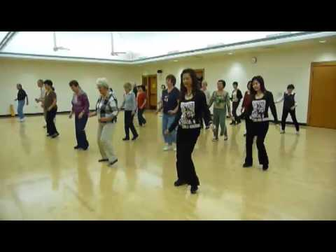 Start To Sway - Line Dance