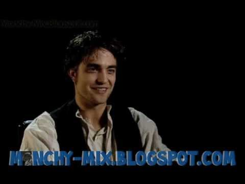 Bel Ami - Robert Pattinson (Entrevista)