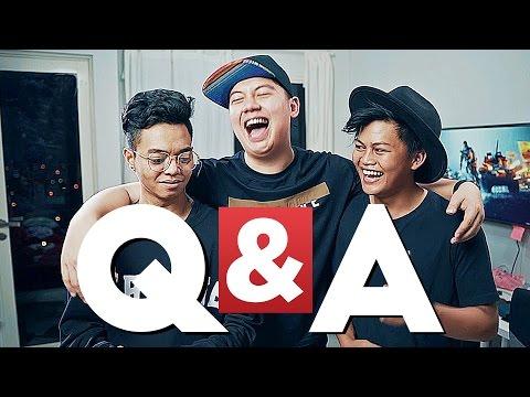 Q&A OF THE YEAR! w/ REZAOKTOVIAN & AGUNG HAPSAH