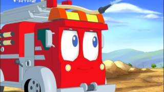 Desenhos KIDS animes Bombeiros carros