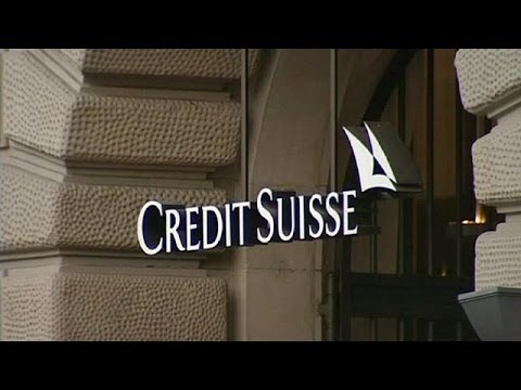 Lower bond trading hits Credit Suisse first-quarter profit - economy