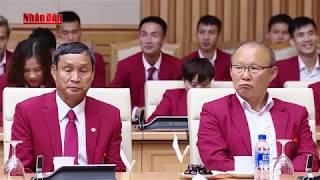 Tin Thời Sự Mới Nhất: Thủ tướng gặp mặt Đoàn thể thao Việt Nam tham dự ASIAD 2018