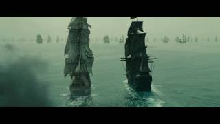 Pirates of the Caribbean:At World's End-The Black Pearl and The Flying Dutchman vs Endeavor