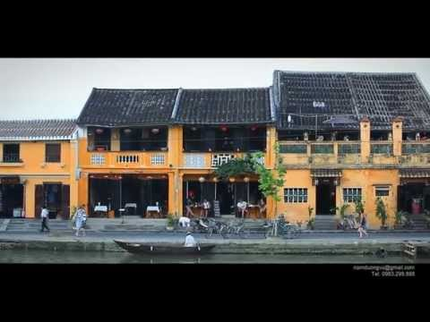 Hội An Ancient town -  SVietnam Tourism - Vietnam Travel Video Guide 720p