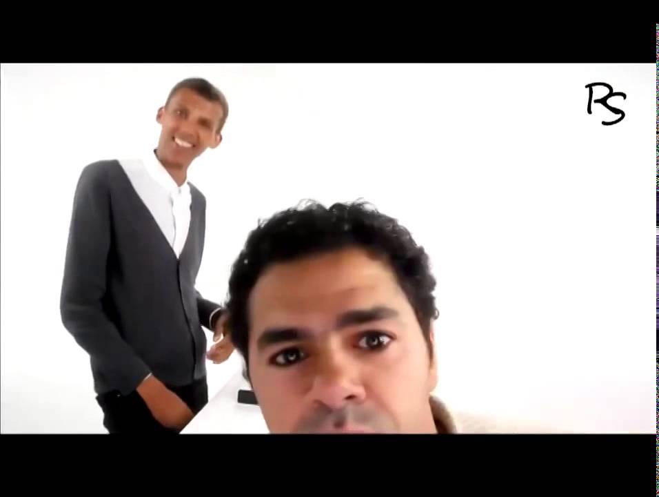 Как создавалась песня Stromae и Jamel Debbouze Alors on Danse - YouTube