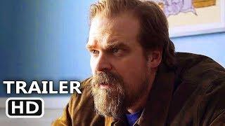 FRANKENSTEIN'S MONSTER'S MONSTER FRANKENSTEIN Official Trailer (2019) David Harbour Netflix Movie HD