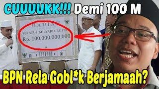 DEMI 100 M, BPN RELA GO BLOCK BERJAMAAH?
