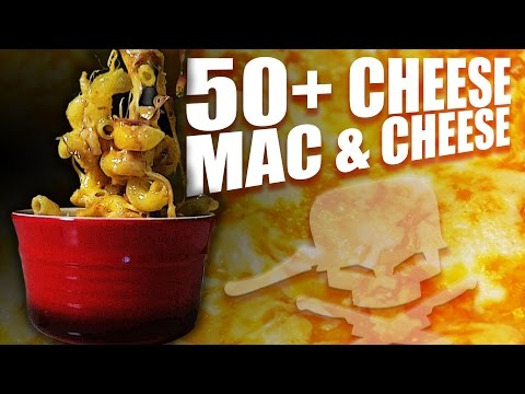 The CHEESIEST Mac & Cheese - Epic Meal Time