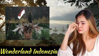 Download lagu WONDERLAND INDONESIA - by Alffy Rev (ft. Novia Bachmid) Filipina Reaksi Video