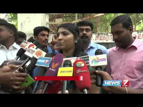 Saritha Nair to submit more proof on Solar scam | News7 Tamil