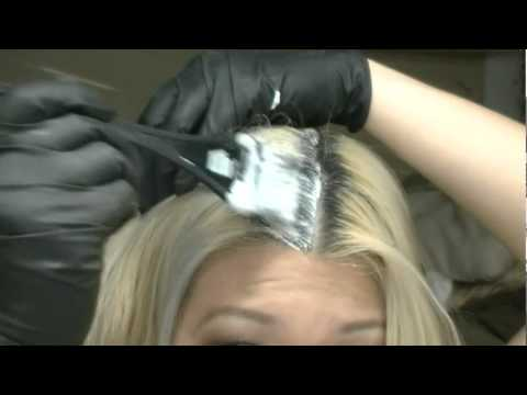 How To: Blonde Root Touch Up At Home!