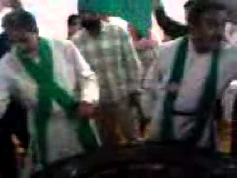 kashmiri muslims are being converted into christians....video leaked.must see