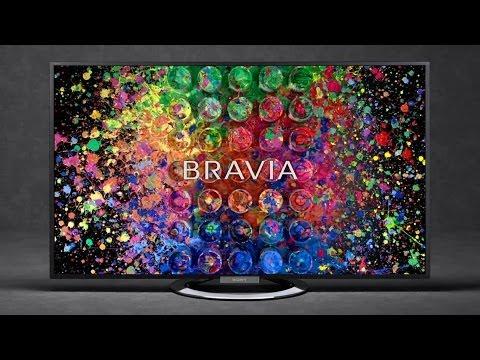 SONY BRAVIA KDL-32W670A Internet LED backlight TV Review