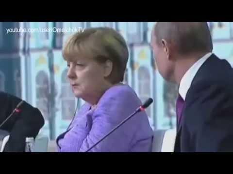 Реакция Меркель на