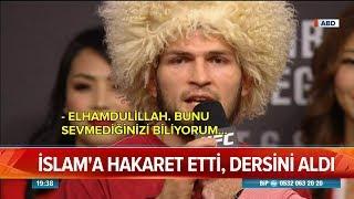 İslamofobiye demir yumruk! - Atv Haber 8 Ekim 2018