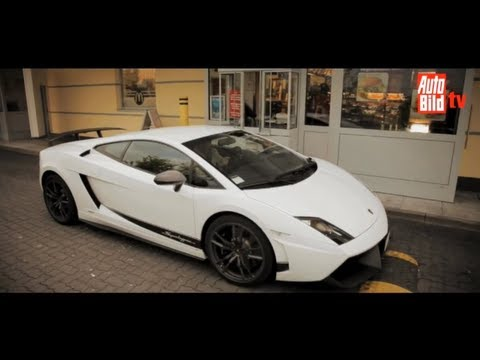 Lamborghini Gallardo  570-4 Superleggera - Alltagstest