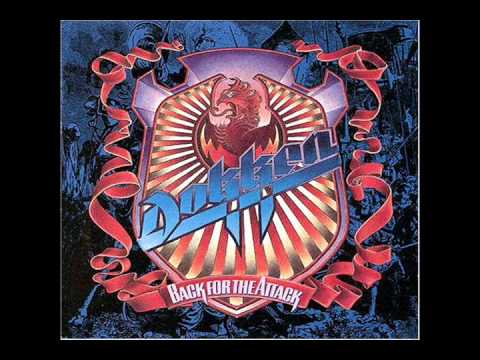 Dokken - Standing In The Shadows