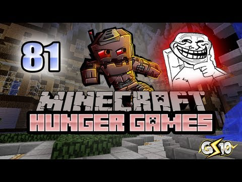 Minecraft Hunger Games Survival - Game 81 - Why You Mad, Bro?
