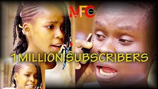 ONE MILLION SUBSCRIBERS - MANCHELOR (mind of freeky comedy) Latest Nigeria comedy Episode 58