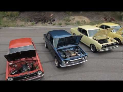 Datsun Collection Datsun 510 Datsun Bluebird 610 710 1200