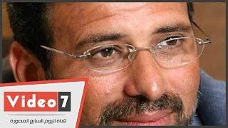 بالفيديو.. خالد يوسف بمعرض الكتاب:كنت أود تقديم