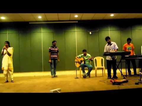 Lukka Chuppi covered by Music Society -  IIT Bhubaneswar.