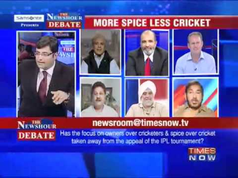 Debate More spice less cricket 2