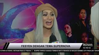 AJL 33:Fesyen Dengan Tema Supernova