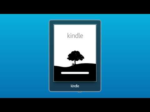 Amazon Kindle: Troubleshooting