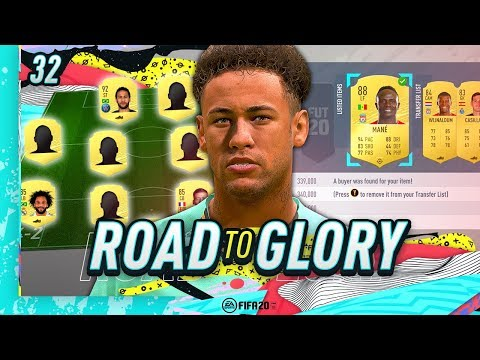 FIFA 20 ROAD TO GLORY #32 - HUGE TEAM CHANGES!!