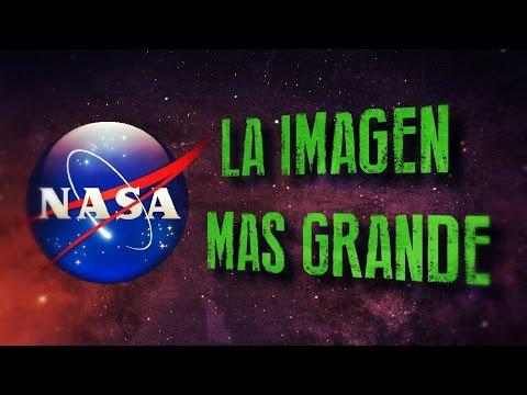 NASA : La imagen más grande de la Historia (Galaxia Andrómeda 2015)