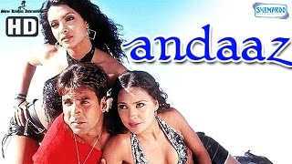 Download Andaaz {HD} - Akshay Kumar - Lara Dutta - Priyanka Chopra - Hindi Full Movie 3Gp Mp4