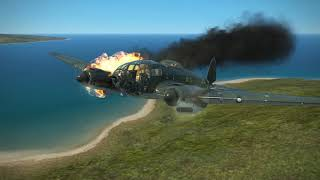 IL 2 Sturmovik Battle of Stalingrad Epic Crashes and Fails Compilation Part 15