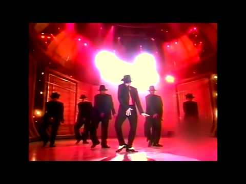 Michael Jackson - Dangerous (live American Bandstand 2002) video