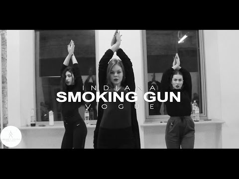 Dance Intensive 12| Indiana - Smoking Gun vogue by DORA | VELVET YOUNG DANCE CENTRE