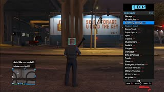 GTA 5 - GNXKS SPRX MOD MENU  1.26 / 1.27 SCRIPT BYPASS EBOOT Spikybros Menu + Info DL Links