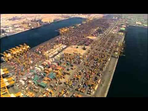 Jebel Ali Port, Dubai