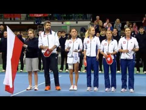 Highlights: Agnieszka Radwanska (POL) v Martina Hingis (SUI)