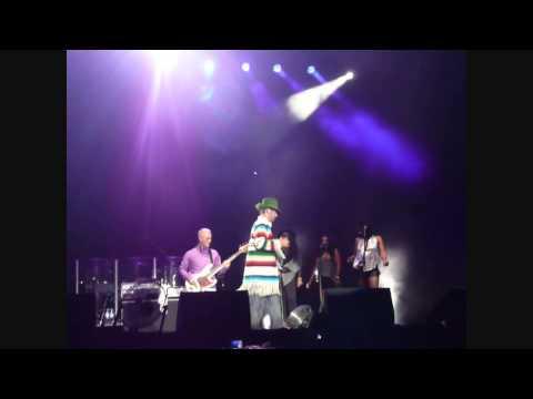 Jamiroquai - High Times (Ending part HD) @ Lima, Peru (20/02/12)
