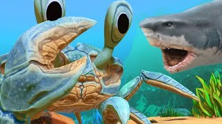 Download Lagu NEW COLOSSAL CRAB! - Feed and Grow Fish - Part 82 | Pungence Gratis STAFABAND