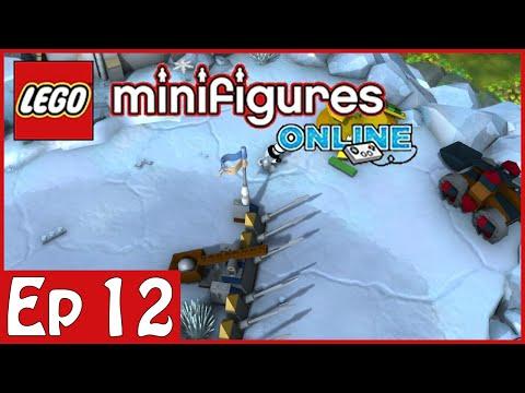 LEGO Minifigures Online: Part 12 - Space World?