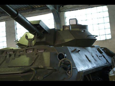 Жало-С 2с14. Самоходная противотанковая пушка 2с14 документальный фильм Armored Warfare армата