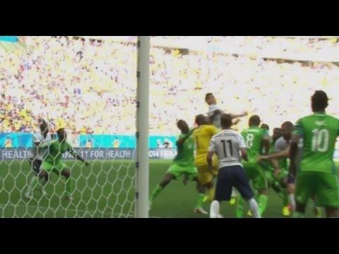 #Brasil2014 : Francia 2 Vs 0 Nigeria - Resumen del partido - 30 de Junio - Comentarios