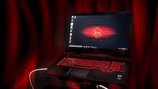 HP Omen (Laptop) UNBOXING + REVIEW