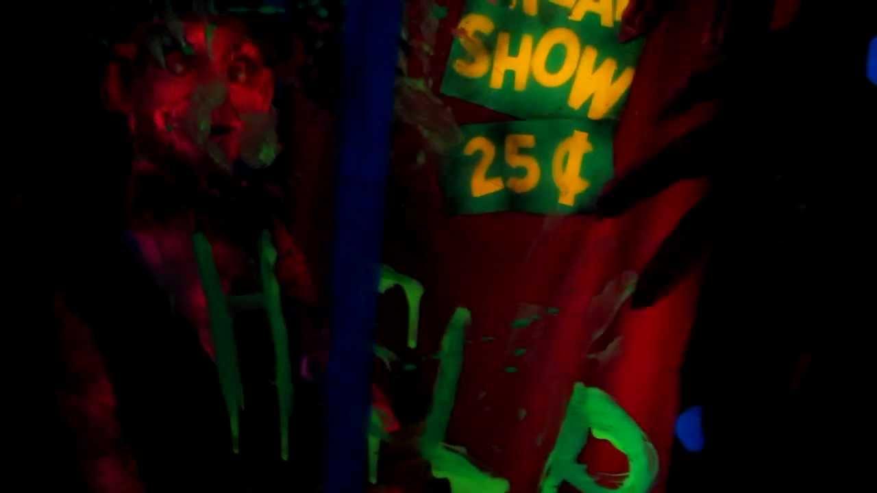 Halloween 39 S Tunnel Of Terror Fairfield Garden Center In