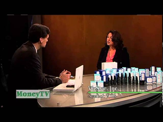 VizStar Unveils New Packaging- MoneyTV with Donald Baillargeon