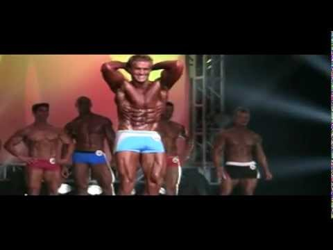 WBFF 2011 Pro Male Fitness Models Pre-Judging Part 1 of 2