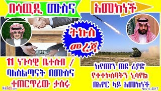 ሳዑዲ 11 ነጉሳዊ ቤተሰብ ታሰሩ - Saudi Corruption Charges and ... NileTube.net