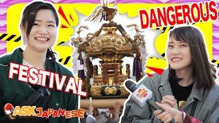 The most DANGEROUS Japanese Summer Festivals